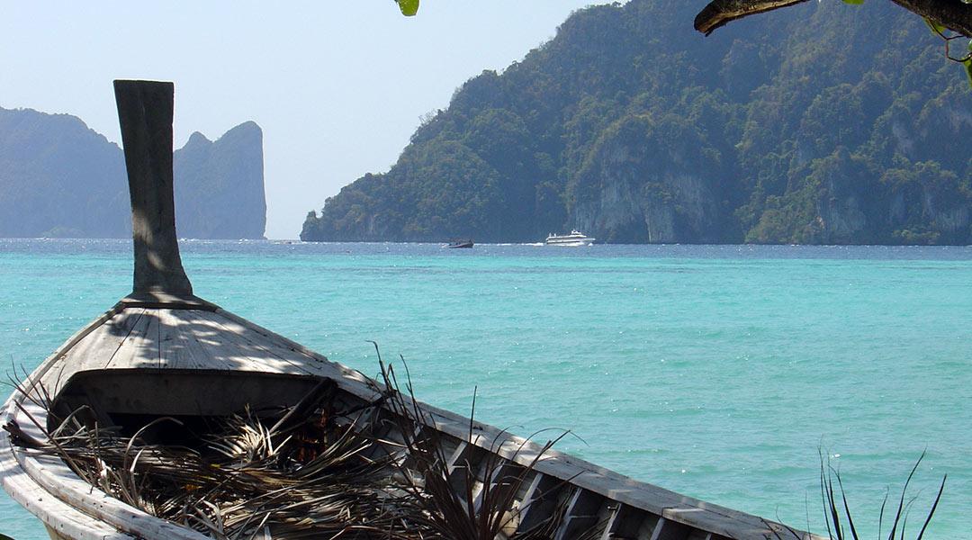 Matkalle... Thaimaa